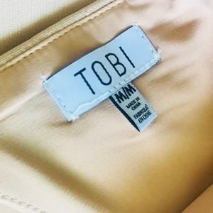 Tobi Other - Crop top and pants set by TOBI